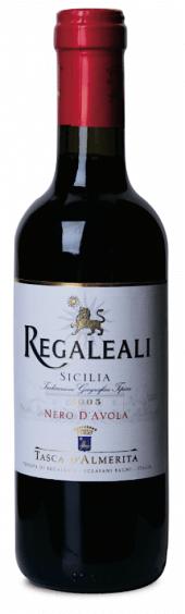 Regaleali Nero d'Avola 2014  - meia gfa.
