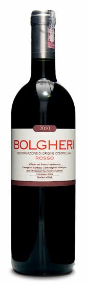 Bolgheri Rosso 2014