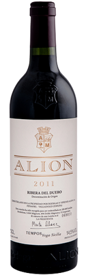 Alión 2012