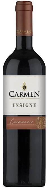Carmen Insigne Carmenère 2016
