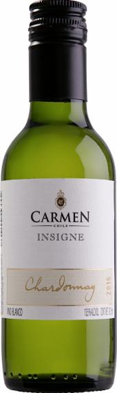 Carmen Insigne Chardonnay 2016   - 187 ml