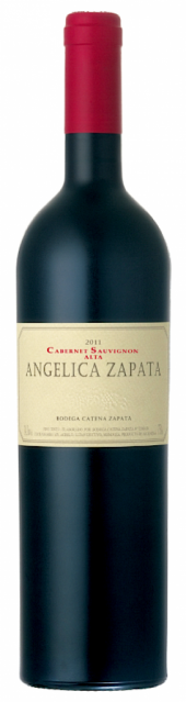 Angelica Zapata Cabernet Sauvignon 2012