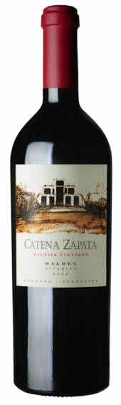 Catena Zapata Malbec Nicasia 2012