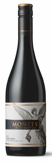 Montes Selección Limitada Pinot Noir 2015