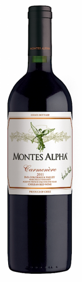 Montes Alpha Carménère 2014