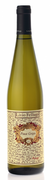 Pinot Grigio Colli Orientali 2015