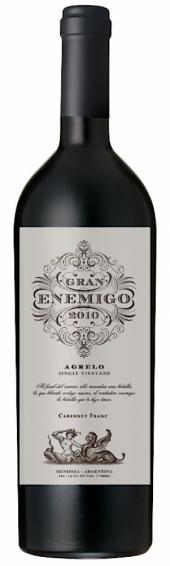 Gran Enemigo Agrelo Cabernet Franc 2012