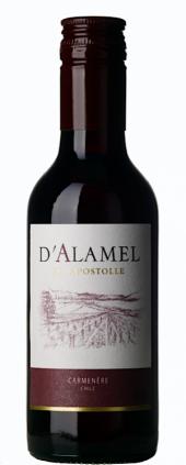D'Alamel Carménère 2015  - 187 ml.
