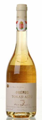 Tokaji Aszú 3 Puttonyos 2010  - 500 ml