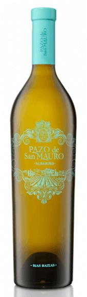 Albariño Pazo San Mauro 2015