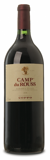 Barbera d'Asti Camp du Rouss 2014  - Magnum