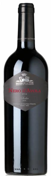 Sallier de la Tour Nero d'Avola 2014