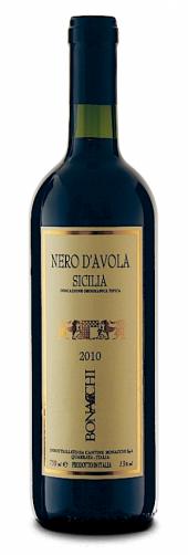 Nero D'Avola IGT Sicilia 2015