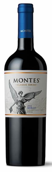 Montes Merlot Reserva 2015