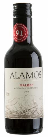 Alamos Malbec 2016  - 187 ml