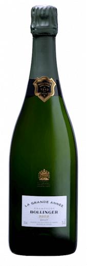 Champagne Bollinger Grande Année Vintage 2005