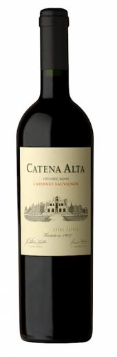 Catena Alta Cabernet Sauvignon 2014