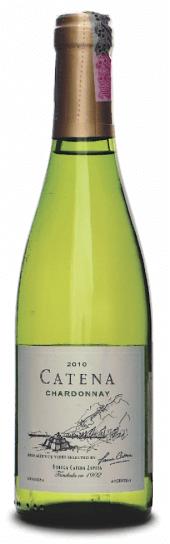 Catena Chardonnay 2016  - meia gfa.
