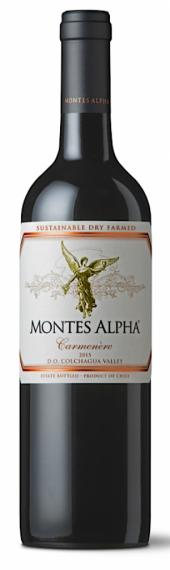 Montes Alpha Carménère 2015