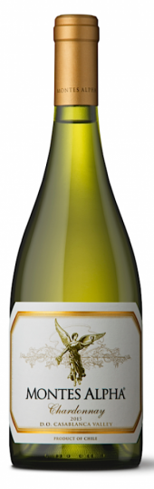 Montes Alpha Chardonnay 2015