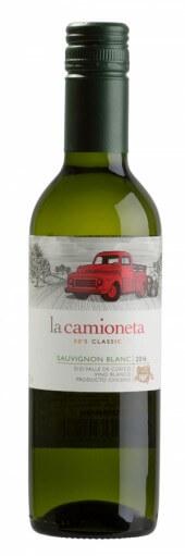La Camioneta Sauvignon Blanc 2016  - meia gfa.