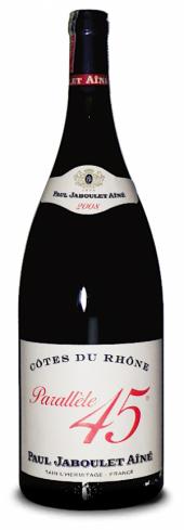 Côtes-du-Rhône Parallèle 45 rouge 2014  - Magnum