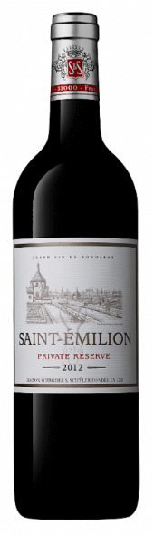 Saint Emilion Private Reserve 2014