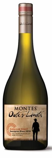 Outer Limits Sauvignon Blanc 2016