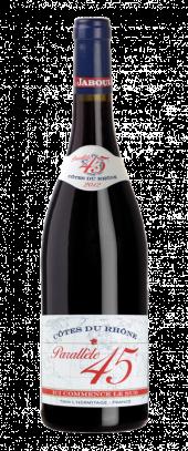 Côtes-du-Rhône Parallèle 45 rouge 2014