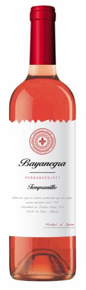 Bayanegra Rosado 2016