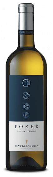 Pinot Grigio Benefizium Porer 2015