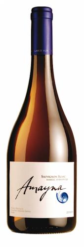 Amayna Sauvignon Blanc Barrel Fermented 2010
