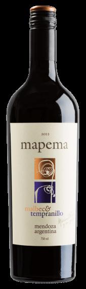 Mapema Malbec Tempranillo 2016