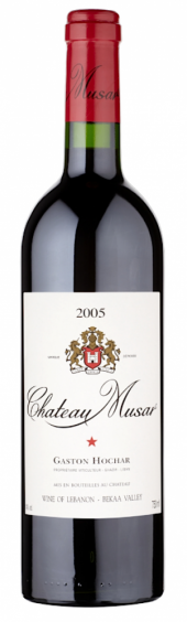 Château Musar rouge 2006