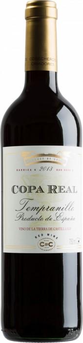 Copa Real Oro Tempranillo 2014