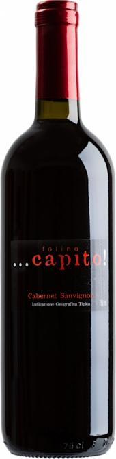Folino Capito Cabernet Sauvignon IGT 2016