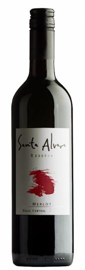 Santa Alvara Reserva Merlot 2015