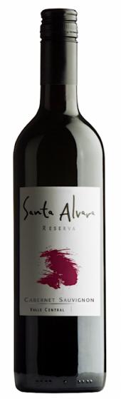 Santa Alvara Reserva Cabernet Sauvignon 2015