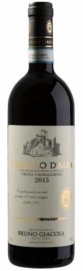 Nebbiolo d'Alba Vigna Valmaggiori 2015