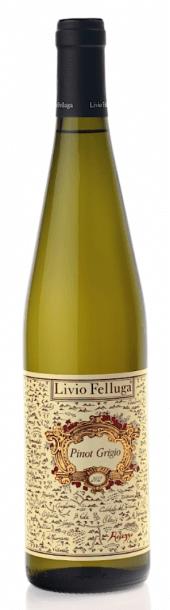 Pinot Grigio Colli Orientali 2016