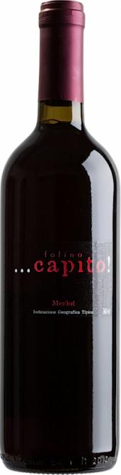Folino Capito Merlot IGT 2016