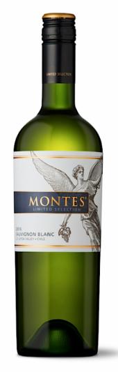 Montes Selección Limitada Sauvignon Blanc 2016