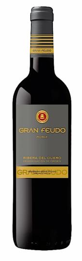 Gran Feudo Roble Ribera del Duero 2015