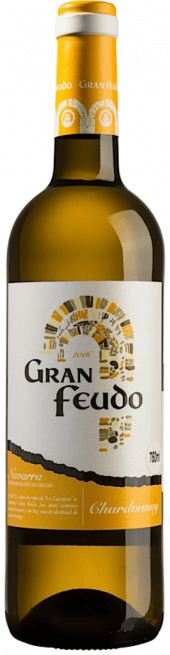Gran Feudo Chardonnay 2016