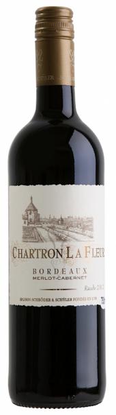 Chartron La Fleur rouge 2014