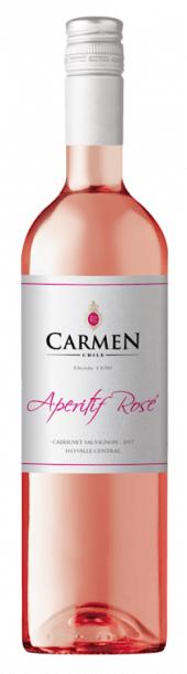 Carmen Insigne Aperitif Cabernet Sauvignon Rosé 2017