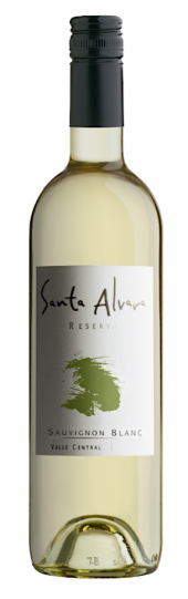 Santa Alvara Reserva Sauvignon Blanc 2016
