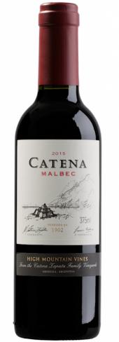 Catena Malbec 2015  - meia gfa.