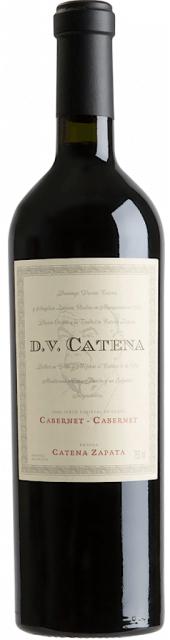 DV Catena Cabernet-Cabernet 2014