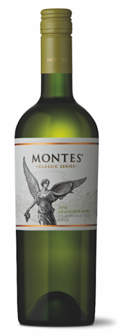 Montes Sauvignon Blanc Reserva 2017